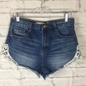Zara | Denim Shorts